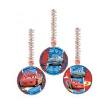 'Disney Cars' 3 Dangling Cutouts 1PK